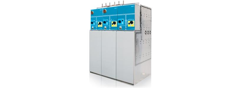 Tableaux MT compacts extensibles à isolation intégrale 24 kV - Nogaris