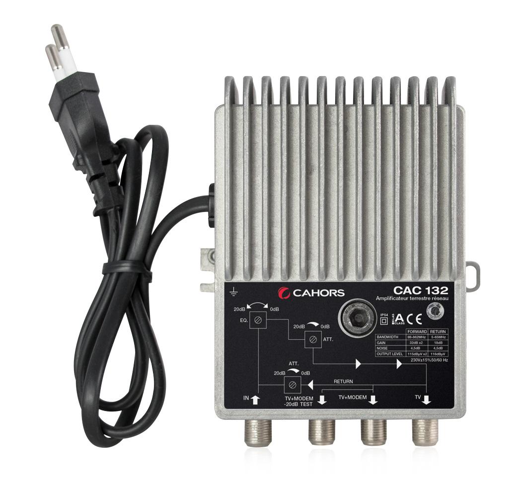Amplificateurs Multibande Et Reseau Groupe Cahors