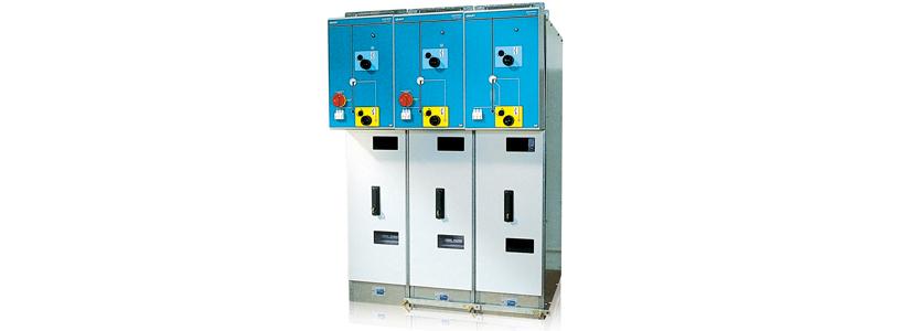 Tableaux MT modulaires à coupure dans le SF6 12 à 24 kV - Grany