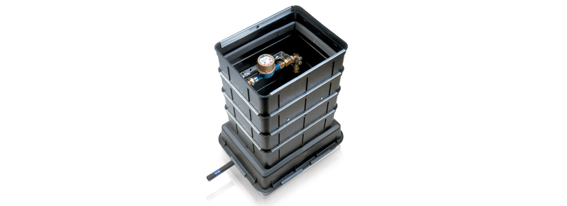 Water meter boxes - Compozit®