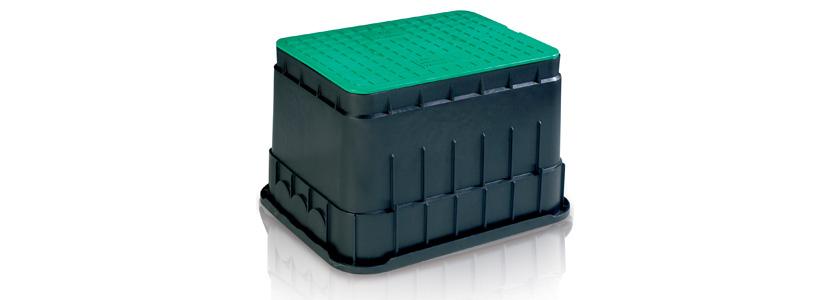 Multi-meter valve boxes - Priméo®