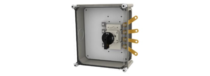 Modulo Interruptor Para Centralisazaciones Int 250a Endesa