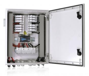 Coffrets de jonction courant continu Photovoltaïques (DCBJ)