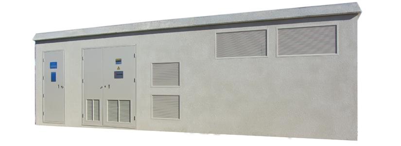 NAUVA Walk-In Supply Substation
