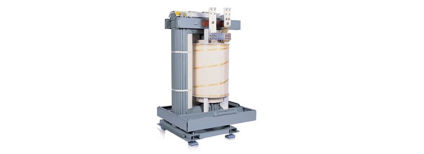 Single phase dry-type frequency injection transformers