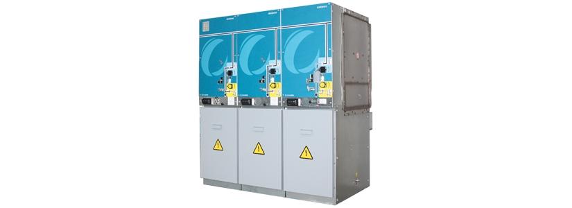 MV Gas Insulated Switchgear 24kV/36kV - Antares | Groupe Cahors