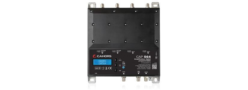 Amplificateurs Programmables Groupe Cahors